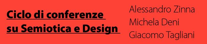 Ciclo di conferenze Semiotica e Design